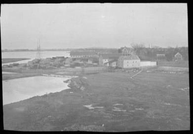 entrance-of-the-quincy-canal-into-the-town-river-together-with-wharf-of-the-quincy-lumber-co-and-the-old-grist-mill